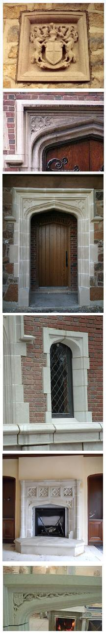 Tudor Artisans - Leaded Glass, Limestone, Tudor Doors