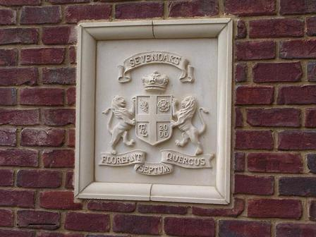 See examples of Tudor Stone Coat Of Arms